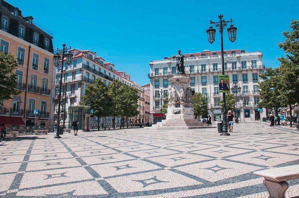 Plaza Camoes