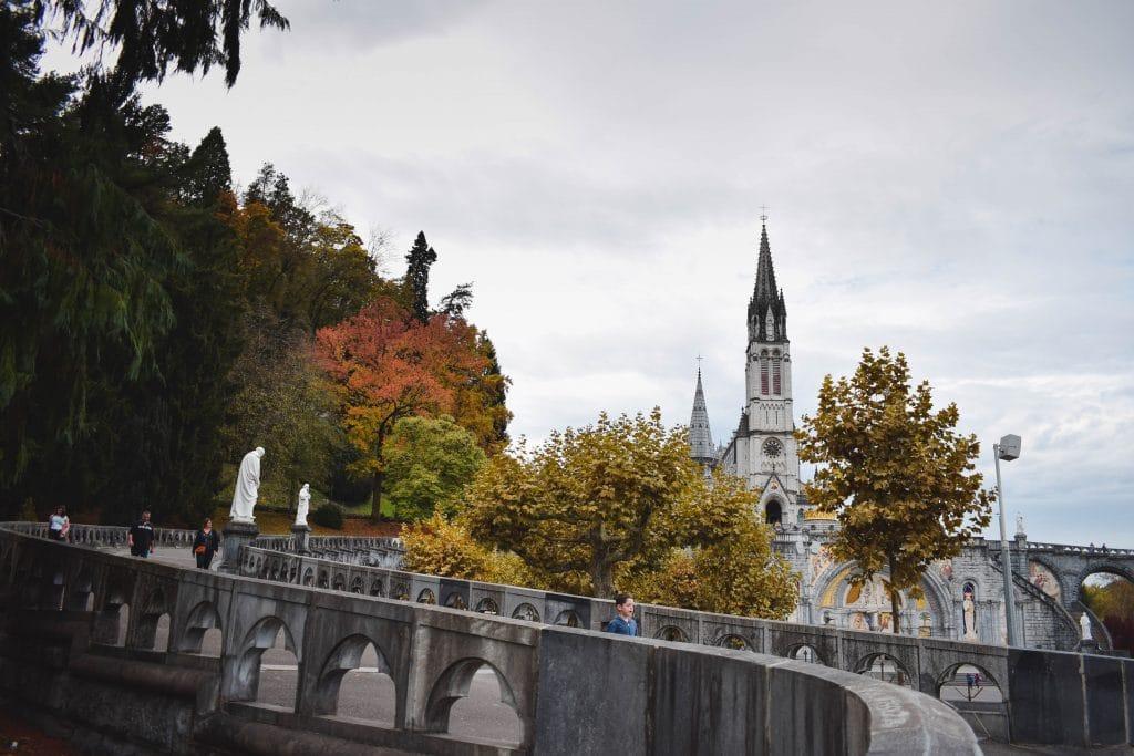 Lourdes ha sido durante mucho tiempo una ciudad importante