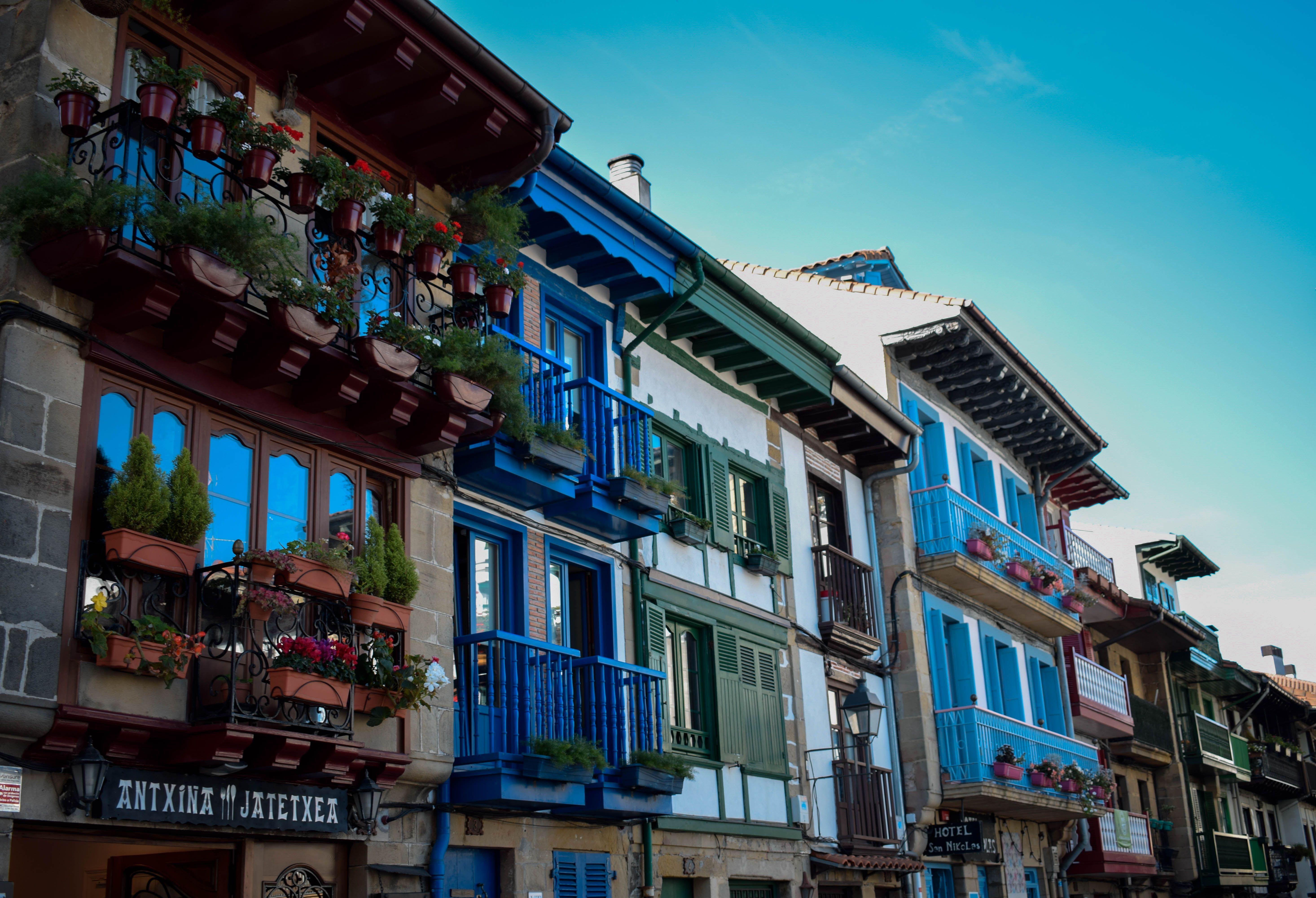 Qué hacer en Hondarribia, uno de los pueblos más bonitos del país vasco