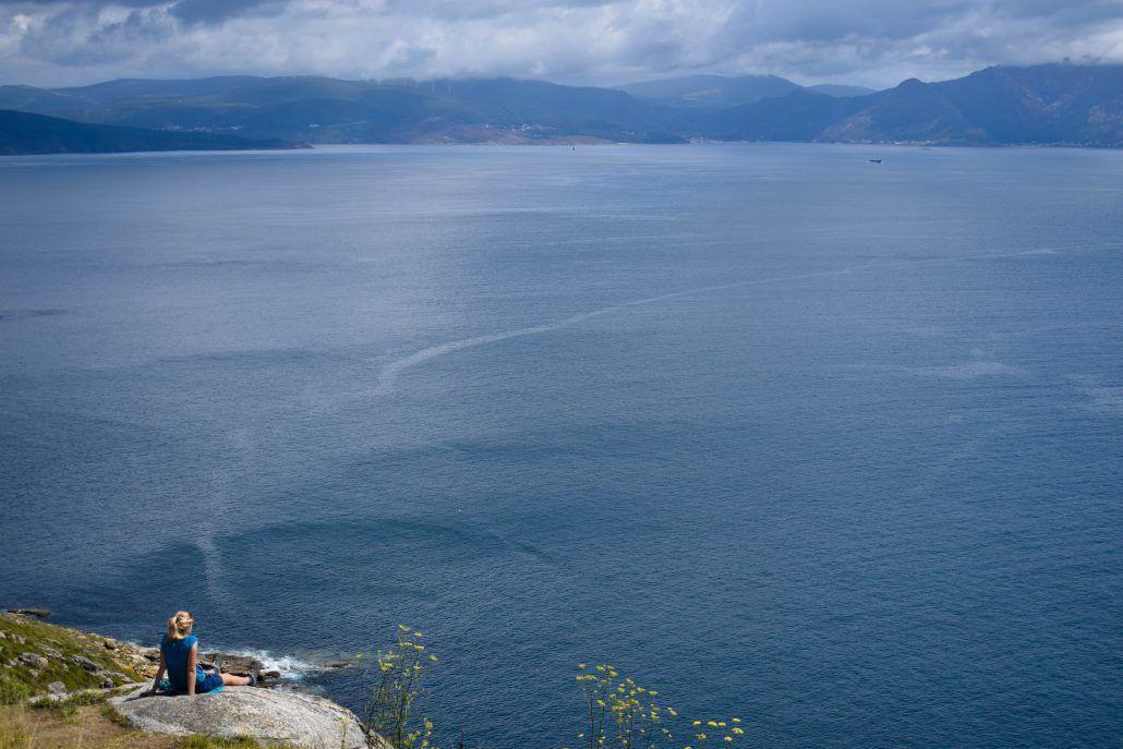 Finisterre, hasta el fin del mundoen Galicia