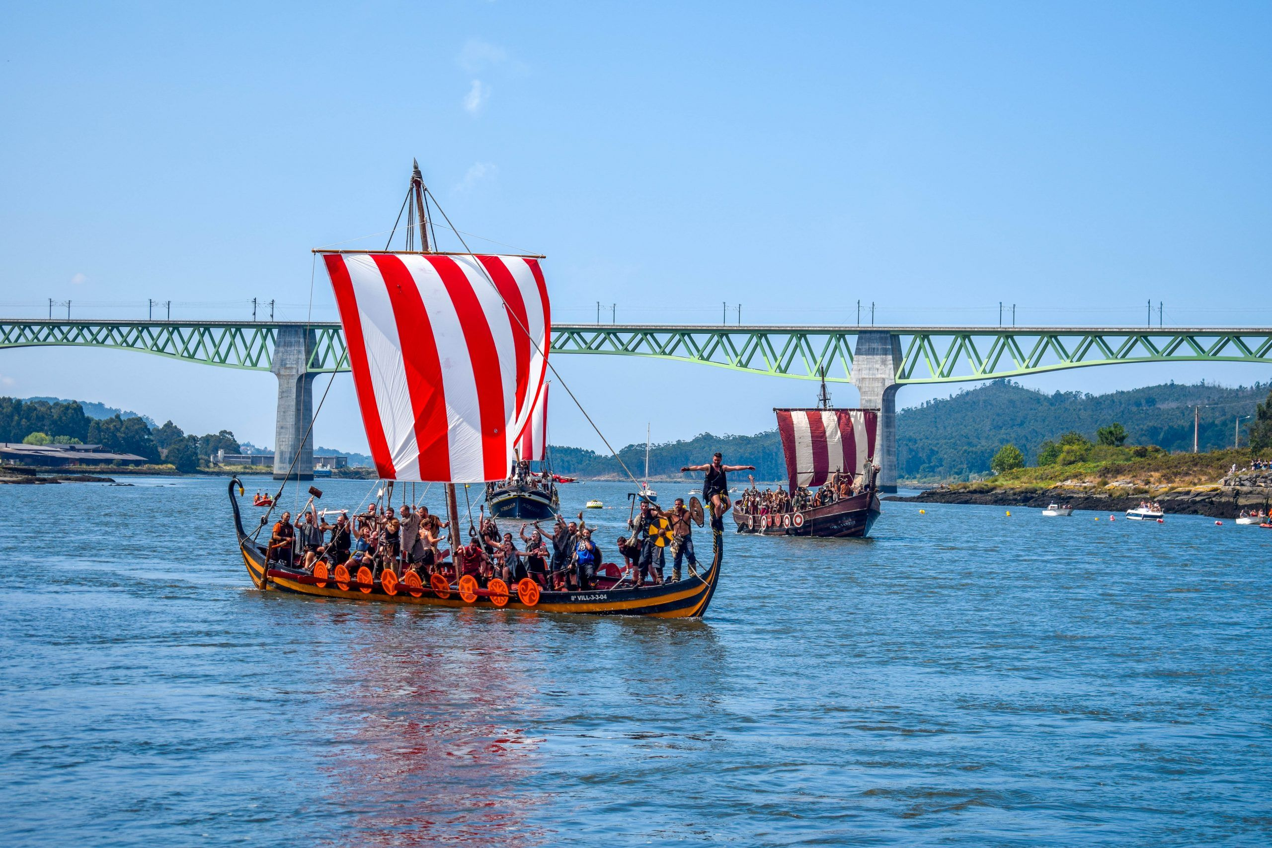 ¿Una fiesta Vikinga en España? La romeria vikinga de Catoria