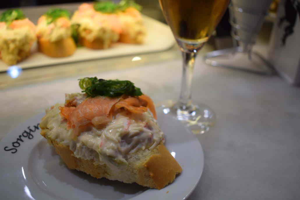 Comer y beber en San Sebastián