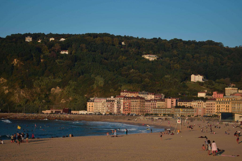Playa Zurriola