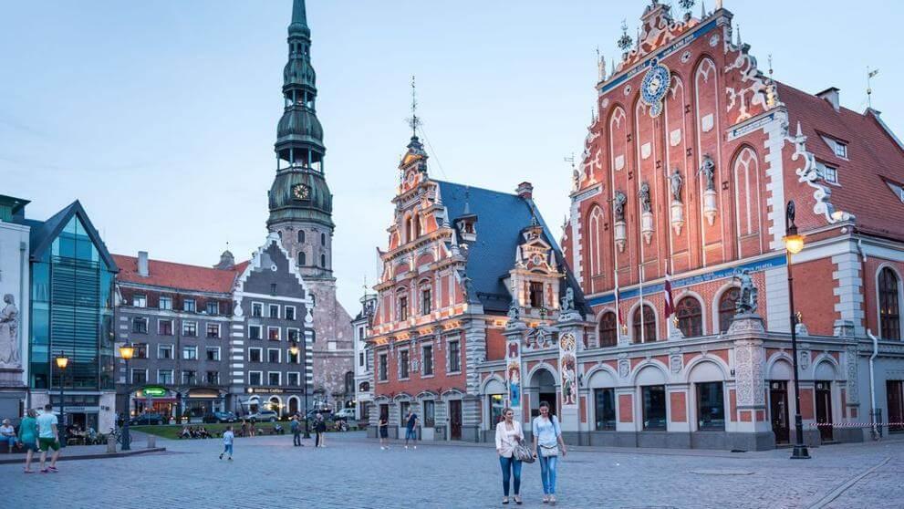 Centro de Riga (Letonia) (Gtres)