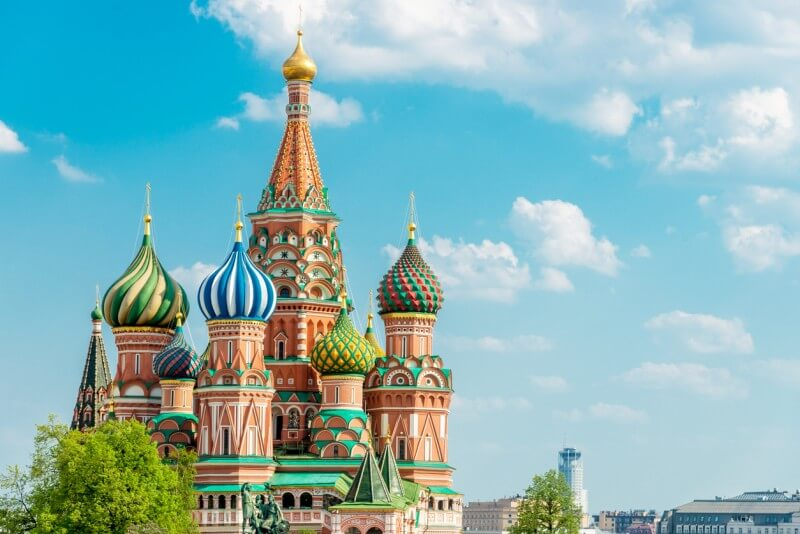 Rusia Covid-19