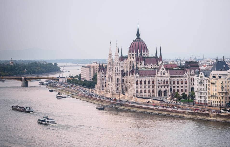 Budapest y su parlamento. | David Alonso RincónBudapest y su parlamento. | David Alonso Rincón