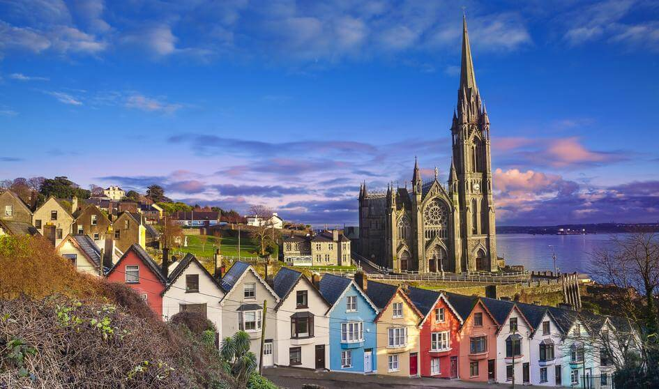 Cobh, República de Irlanda (benstevens / Getty Images)