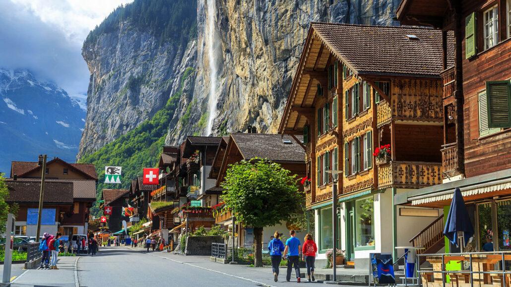 Suiza Covid-19
