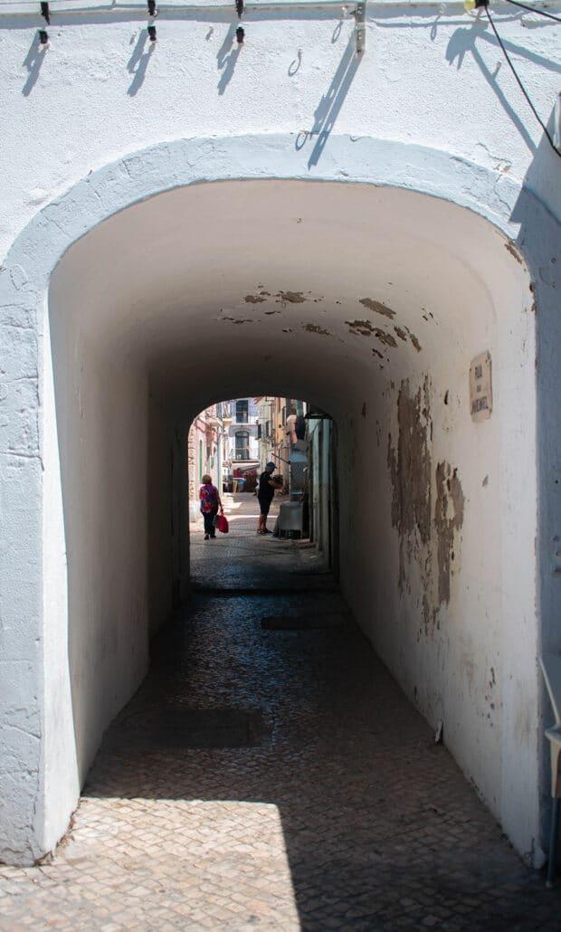 Callejuelas del centro histórico
