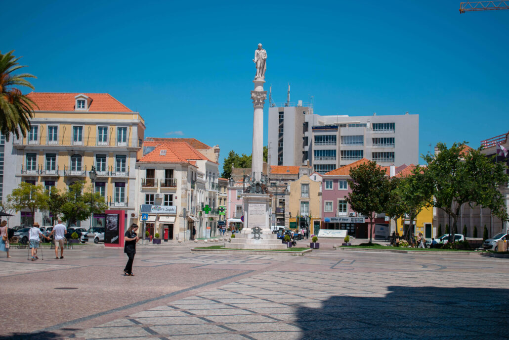 Plaza de Bocage