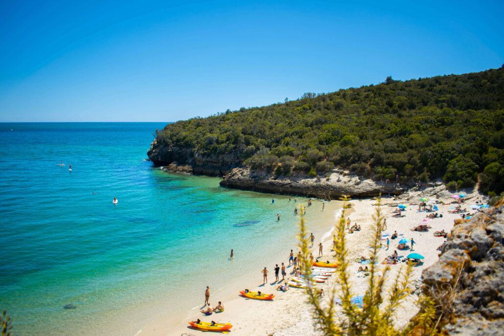 Qué ver en Setúbal, un lugar de playas paradisíacas