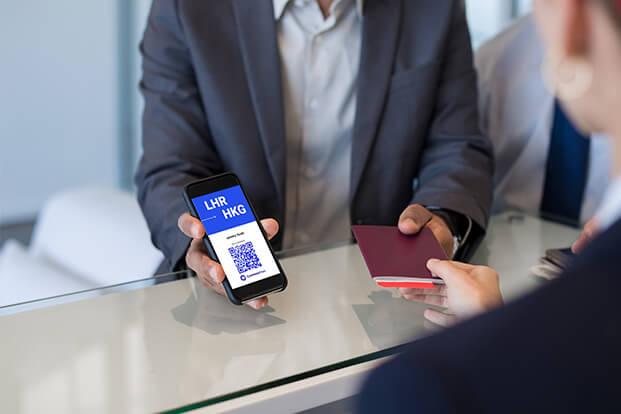 Pasaporte de salud digital