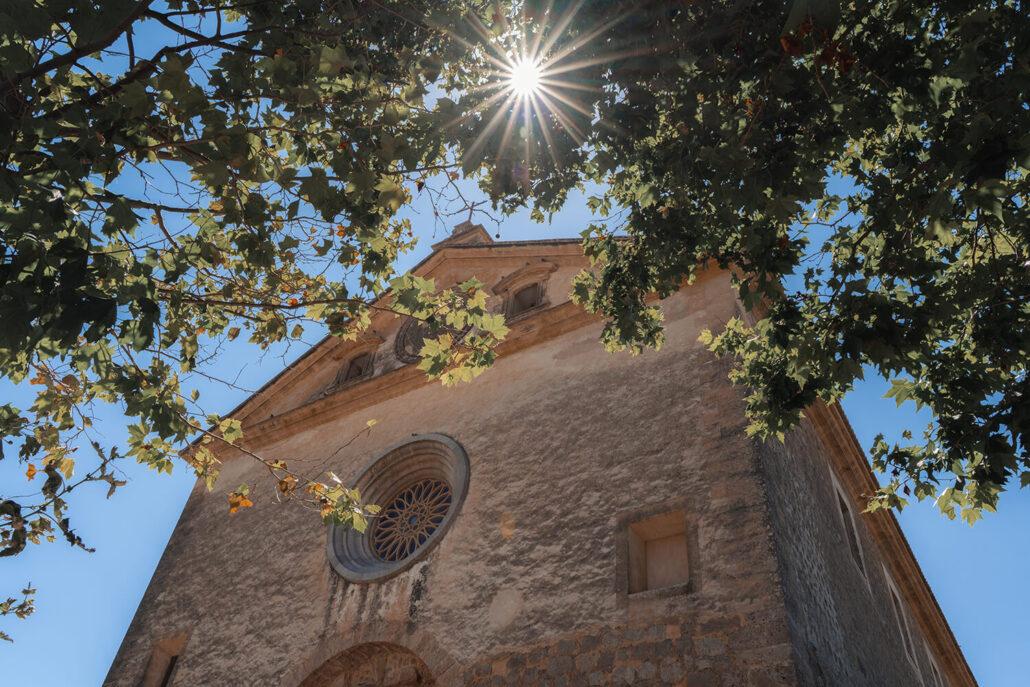 La Iglesia de Valldemossa